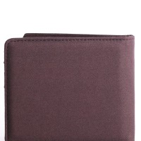 BAGNEZIA Dompet Wallet Lipat Wallts Keio Brown