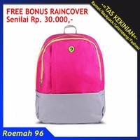 Tas Laptop Estilo 720 002 Warna Pink | Tas Wanita Punggung
