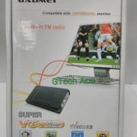 TV Tuner Gadmei Combo CRT + LCD 3810E (VGA TVBox)