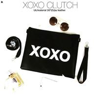 PROMO SLING BAG CLUCTH XOXO