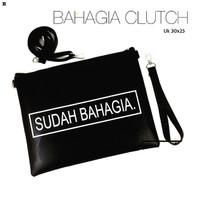 PROMO SLING BAG CLUCTH SUDAH BAHAGIA