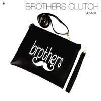 PROMO SLING BAG CLUCTH TEXT