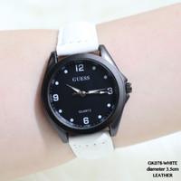 [TERFAVORIT] Jam Tangan Fashion Kulit Leather Grosir Termurah Guess / Fo