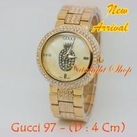gucci 97. jual jam tangan wanita gucci 97 rantai super elegan mewah - natalight shop | tokopedia
