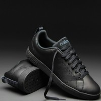 Adidas Neo Advantage Clean Black / Full Black Original