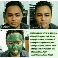 Masker Lumpur | Masker Spirulina