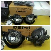 215-2035P-AQ Foglamp Nissan Livina 07-12 Murah