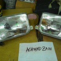 215-1139-RD HEAD LAMP N. TERRANO Limited