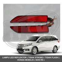 LAMPU LED REFLEKTOR BELAKANG (TIDAK FLASH) HONDA MOBI Diskon