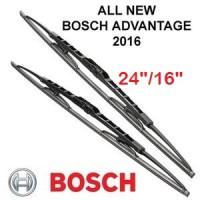 Wiper Daihatsu Luxio - BOSCH Advantage 24/16 Berkualitas
