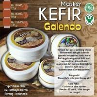 Masker Kefir Galendo 12 Gr Batrisyia Herbal