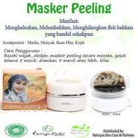 Masker Peling Batrisyia Herbal 12 Gr Masker Peeling