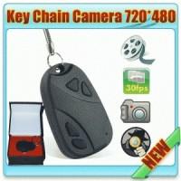Spy Camera Remote Mobil / Kamera Pengintai Gantungan Kunci