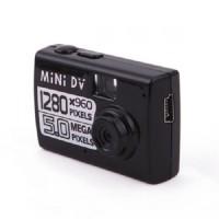 Mini DV Camera 5 MP Samsung Chipset - Hitam
