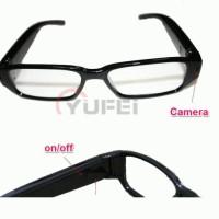 Kamera Pengintai Glasses Camera 720P HD