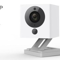 Kamera Pengintai Xiaomi Small Square Smart 1080P IP Camera