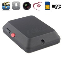 X009 Upgraded GSM Tracker Hidden Spy Bug Mini Voice Alarm With SOS