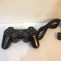 Stik / Stick PS2 Original Pabrik (Tekken) - Hitam