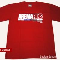 Kaos Arema Fans 1812