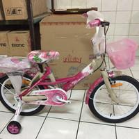 harga Sepeda anak 18 Wimcycle mini strawberry Tokopedia.com