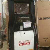 Jual fuel Dispenser Hongyang Tipe Tatsuno 2 nozzle
