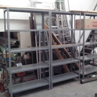 Pabrik Supplier Rak Arsip Besi Siku Lubang merk UNION
