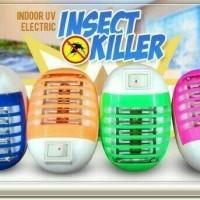 PERANGKAP NYAMUK + LAMPU TIDUR / INSECT KILLER / ANTI NYAMUK