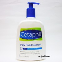 Cetaphil US Daily Facial Cleanser / Oily Skin / 473 Ml