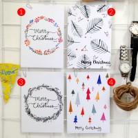 Kartu Ucapan, Greeting Cards, MERRY CHRISTMAS