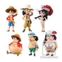 WCF One Piece Style Up - 1 Set 6pcs Rp.800.000, - Ready Stock