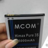 Baterai Himax Pure 3s Klb210n340 Double Power Mcom