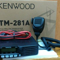 harga Rig Kenwood Tm-281a Tokopedia.com