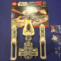 Jual Lego 7658 Y-wing Fighter Star Wars Ywing Murah