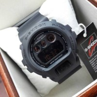 G-Shock Dw 6900 Black doff