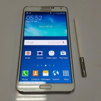 Samsung Galaxy Note 3 32gb White (SECOND) PREORDER KODE 667