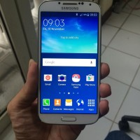 Samsung Galaxy S4 16GB White Frost (SECOND) PREORDER KODE 280