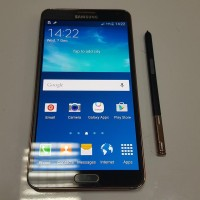 Samsung Galaxy Note 3 32gb Rose Gold Black (SECOND) PREORDER KODE 632