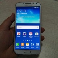 Samsung Galaxy S4 16GB White Frost (SECOND) PREORDER KODE 287