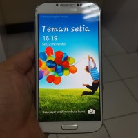 Samsung Galaxy S4 16gb White Frost (SECOND) PREORDER KODE 346