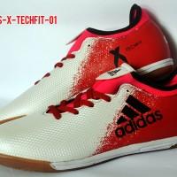 Sepatu Futsal Adidas X Techfit Model Kaos Kaki