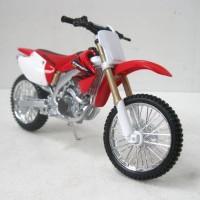 harga Miniatur Motor Trail Honda Crf450r Diecast Maisto 1:12 Tokopedia.com