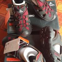 EIGER Sandal Sepatu Toe Tail Discount 25%