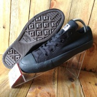Sepatu/Converse AllStar Chuck Taylor II / all black/made in vietnam