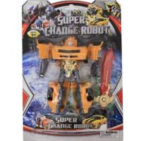 Mainan Anak Robot Transformer Bumblebee / Super Change Robot