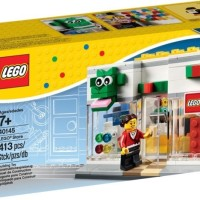 Lego Store 40145 Exclusive and Rare