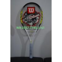 Raket Tenis / Tennis Wilson BLX K Pro Factor FX / Raket Tennis Wilson