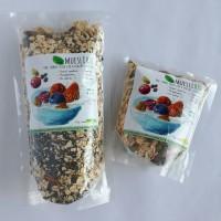 Muesli Sehat 13 Super Ingredients MUESLIHAT (500 Gram)