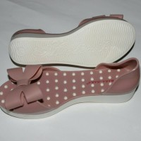 Sepatu Pita Jelly (Bara Bara) Diskon