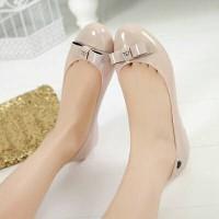 Jelly Shoes JSL Ribbon JS-20 Murah
