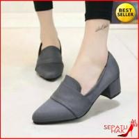 Sepatu Wanita Bigheels Vania Pantofel - Sepatu Kerja Ab Berkualitas